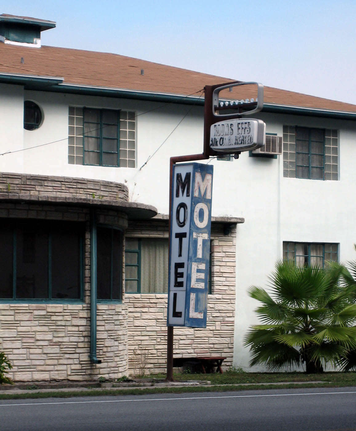 Rice Motel, Moorehaven, Florida