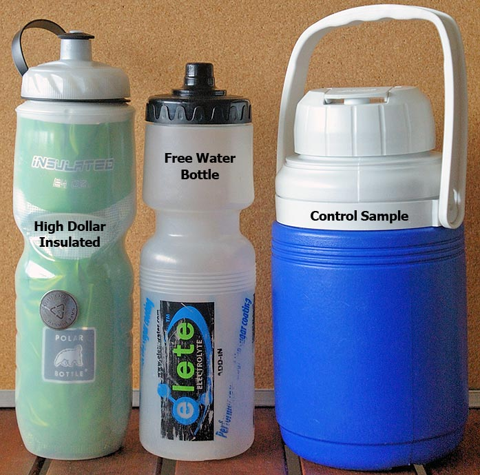 Insulated Water Bottles vs. Uninsulated (BPA ) – Palm Beach Bike Tours 536869915cfc