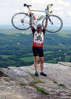 Lookout Mountain in Chattanooga, TN - My First Year on the Ride