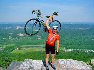 Lookout Mountain in Chattanooga, TN - Part of the Three State, Three Mountain Ride