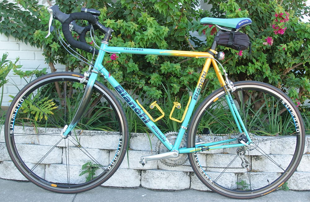 2001 Bianchi Talladega Road Bike