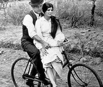 Butch Cassidy and the Sundance Kid - Bicycle Ride Scene - Click to watch the clip on YouTube