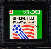 Film is Dead. Long Live Digital. World Cup Soccer 1994.