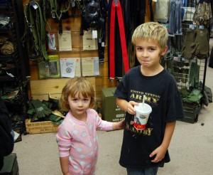 Sarah and Joshua