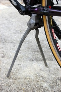 ESGE/Pletscher Double-legged kickstand