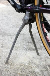 ESGE/Pletscher Double-legged kickstand