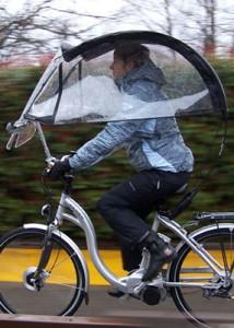 The Veltop Bike Rain Amp Sun Shield Sounds Neat Palm Beach