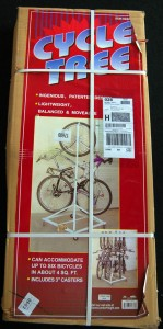 box 149x300 Cycle Tree for $49.99 Is Great Way to Store Bikes