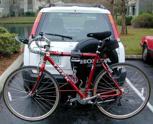 Bike Racks I Have Known Yakima And Swagman Palm Beach