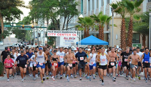 Palm Beach Roadrunners City Center 5K