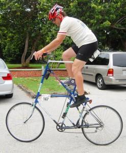 High rise bike