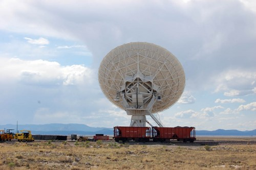 Very Large Array antenna