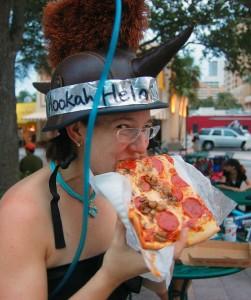 Freakbike Militia Biker food