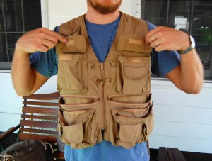 Fishing vest 300x227 Domke Photo Vest Lives Up to Expectations