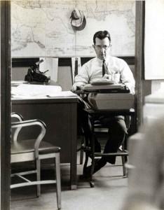 1965 Southeast Missourian Editor John L. Blue