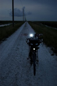 IQ on road 2924 199x300 Year in Review: Bicycle Lights