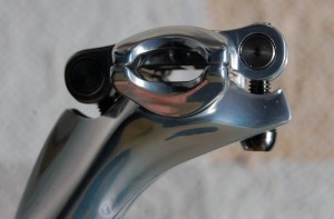 Velo Orange Grand Cru seat post, long setback