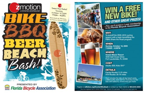 Bike, BBQ, Beach, Beach Bash