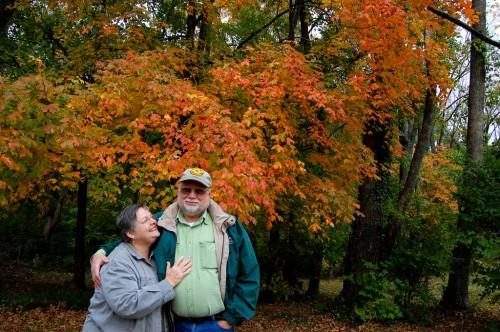 Lila and Ken Steinhoff in Cape Girardeau, MO