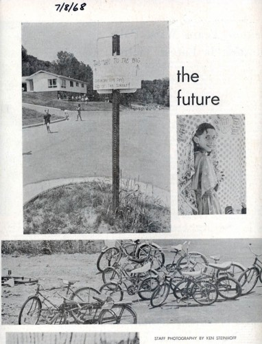 1968-07-08 The Future picture page -bikes
