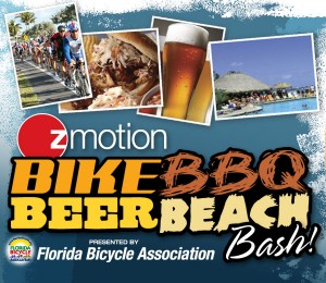 Bike BBQ Beer Beach Bash