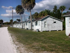 Taylor Creek cabins 4383 300x225 Lake Okeechobee Scenic Trail (LOST) Map