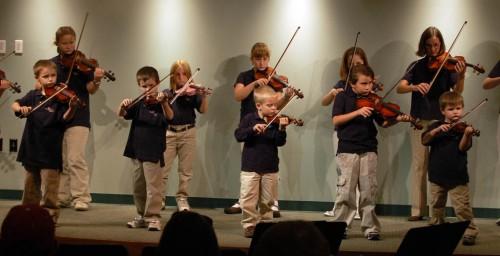 Southeast Missouri Music Academy Suzuki Strings