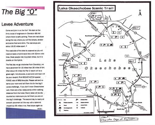 2009 Big O Levee Adventure