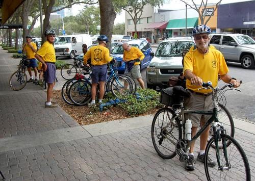 St. Petersburg FL Silver Riders