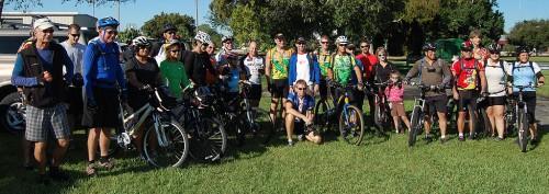 Lake Okeechobee Challenge Riders